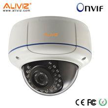 ONVIF Varifocal IR Dome 2 Megapixel security camera dome pcb
