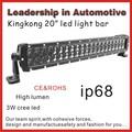 L'arrivée de nouveaux 2014 20 cree led light bar pour les camions/suv cree cree led haute puissance bar