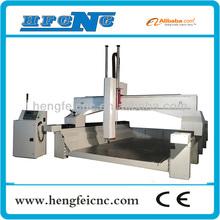 stone/wood/foam/acrylic 3D CNC Engraving Machine