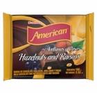 HAZELNUTS AND RAISINS MILK CHOCOLATE 100 grs. BAR