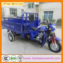 Chongqing manufacturer manual hand 3 wheel trike chopper motorcycle/motor cargo tricycles 200cc