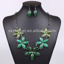 Jewelry Flower , Flower Pendant Resin Jewelry(SWTCXTN260)