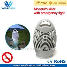 Similar mosquito killer spray with emergency light
