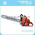 socio 350 cadena de piezas de la sierra de la cadena vio 52cc buen qulity cs5200