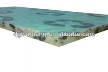 POP viscoelastic foam pillow/carpet underlay