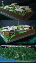 real estate model / villa scale model /architecture model making