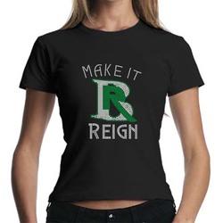 Make it reign 2014 korea t-shirt lady fashion