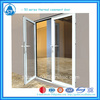 thermal profile aluminum casement door exterior
