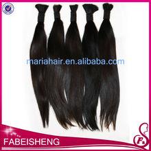 2014 New fashion Hair Extension Clip Hair Extension wig virgin peruvian straight hair bulk for gift