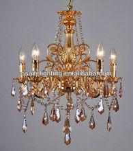 European design luxury crystal chandelier lighting