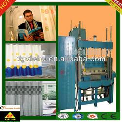 Bath Curtain Welding Machine Factory High Quality Direct Sale