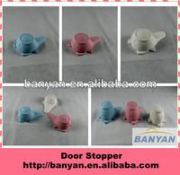 Door stopper ,glass shower door stopper, Rubber door stop