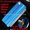Original China manufacturer for iphone 4s/5g lighter case
