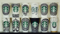 2014 new designer paper cup pictures