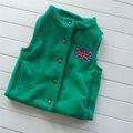 Novo modelo infantil jaqueta de couro estoque