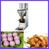 Stainless steel commercial meat fish ball machine