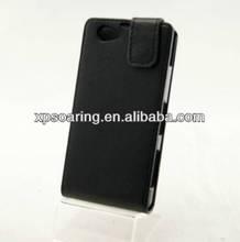 Flip PU case pouch bag for Sony Xperia Z1 L39H mini