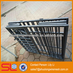 outdoor metal cheap big dog cage