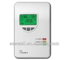 Multi color indication intelligent indoor VOC humidity detector
