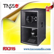 300w Waterproof outdoor stadium horn hanging audio speaker