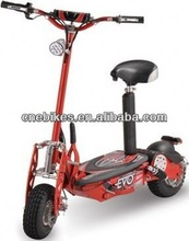 Aluminum Mag Wheels 36v 1000w electric scooter/electric bycicle sx-e1013