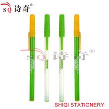 Promotion simple plastic pen
