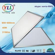 panel light super thin 600x600mm 40w, Epistar chip, 3years warranty