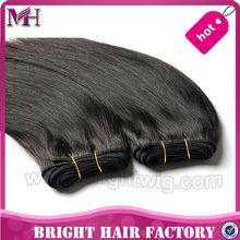 tangle free/shedding free/no mixture guaranteed 100% India human hair weave/human hair weaving/human hair extension