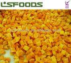 IQF papaya dices 2014 shipment