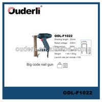 High quality 22mm nail Electric gun F1022