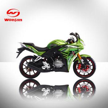 China Chonging 250cc motorcycle, sports racing motor bike(WJ250R)