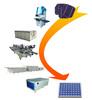 PV Module Solar Panel Manufacturing Equipments 5MW 10MW 20MW
