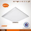 Ventiladores de teto decorativos com luzes led 300*300mm 12w