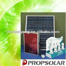 100% TUV Standard low price 200w solar panel system