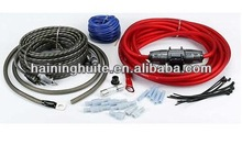 NEW 4 Gauge Amplifier/Amp CCA Wiring/Wire Install Kit+RCA
