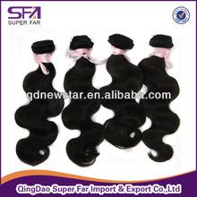 factory sale top quality body wave 100% virgin mongolian hair