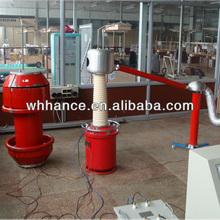 30/150 de gas- llena de prueba de transformadores/fuera de alto voltaje de equipo