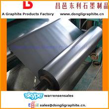 Graphite sealing material
