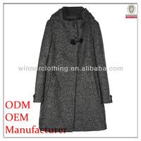 Ladies Beautiful fancy latex coats for women