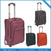 Hotsell Stock 4pcs Travel Trolley Luggage factory