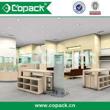 luxurious shop design and elegant stores furniture