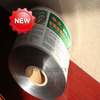 Three laylers aluminium laminated plastic film roll