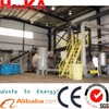 POLLUTION-FREE waste plastic to oil machine by waste pyrolysis recycling