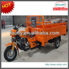 Tanzania water cooled three wheel motorcycle for cargo