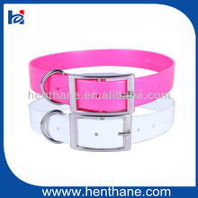 Dogs football lead and collars fluorescent color hot sale