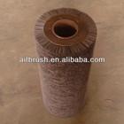 Nylon Abrasive Roller Brush for machine polishing