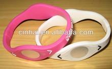 the cheapest custom-made original magnetic balance silicon power bracelet