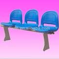 Artículos de deporte de plástico silla del estadio/asiento ampliamente utilizado en el gimnasio/gradas