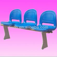Artículos de deporte de plástico estadio silla / asiento ampliamente utilizado en gimnasio / gradas