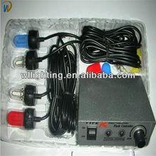 4LED 12V White Car Strobe Flash Light Emergency 3 Flashing Modes+Control box